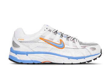 Nike P 6000 White University Blue Metallic Silver BV1021 103