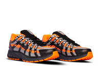 Nike P 6000 Total Orange Black Anthracite FLT Silver CD6404 800