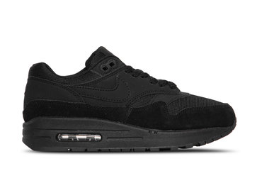 Nike Wmns Air max 1 Black Black Black White  319986 045