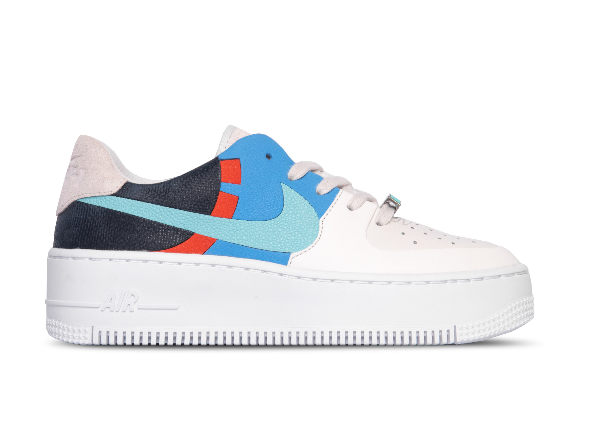 look for outlet for sale new appearance Air Force 1 Sage Low Lx Platinum Tint Light Aqua Obsidian ...