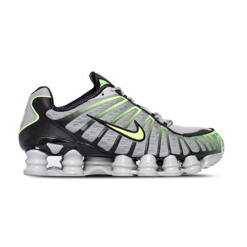 Shox TL Wolf Grey Lime Blast Black AV3595 005