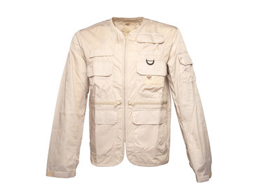 Hi Tec Mountain Jacket Sand Dollar HAM062 080