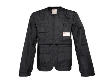 Hi Tec Mountain Jacket Black HAM062 021