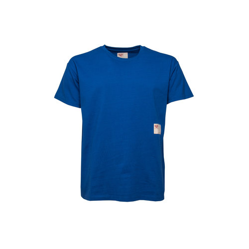 Mountain Tee Sodalite Blue HAM130 032