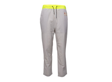 Hi Tec Day Trouser  Grey Safety Yellow HAM064 051