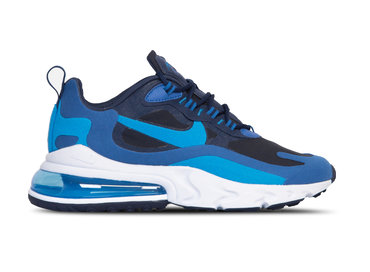 Nike Air Max 270 React IMPRESSIONISM ART Blue Void Photo Blue Game Royal AO4971 400