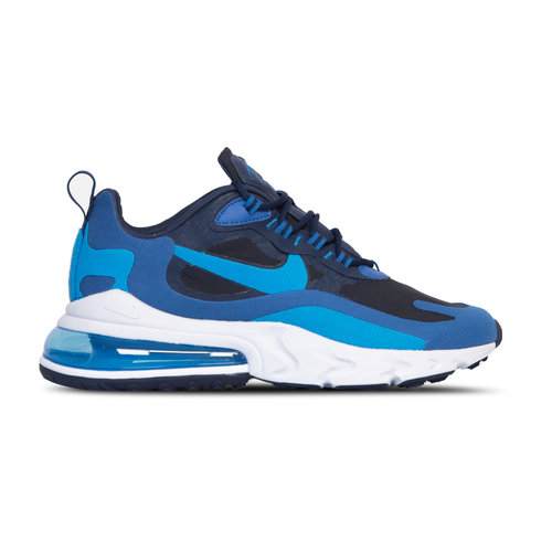Air Max 270 React IMPRESSIONISM ART Blue Void Photo Blue Game Royal AO4971 400