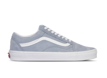 Vans Old Skool Pig Suede Blue Fog True White VN0A4BV5V4Z1