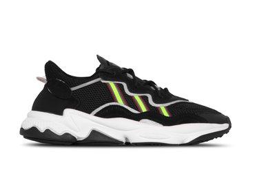 Adidas Ozweego Core Black Green Onix EE7002