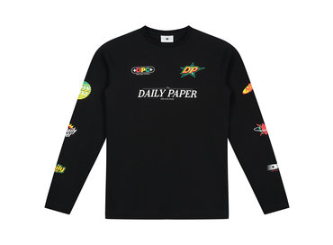 Daily Paper Geff Black 19F1LS09 01