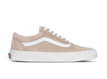 Vans Old Skool Pig Suede Shadow Grey True White VN0A4BV5V791