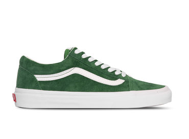 Vans Old Skool Pig Suede Fairway True White VN0A4BV5V761