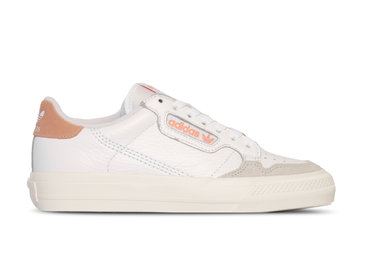 Adidas Continental Vulc White Glow Pink EE3535