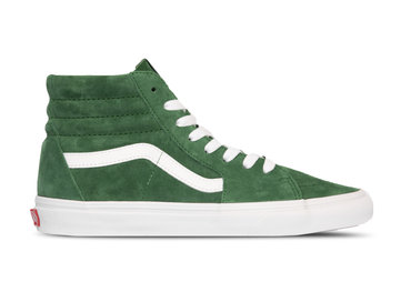 Vans SK8 Hi Pig Suede  Fairway True White VN0A4BV6V761