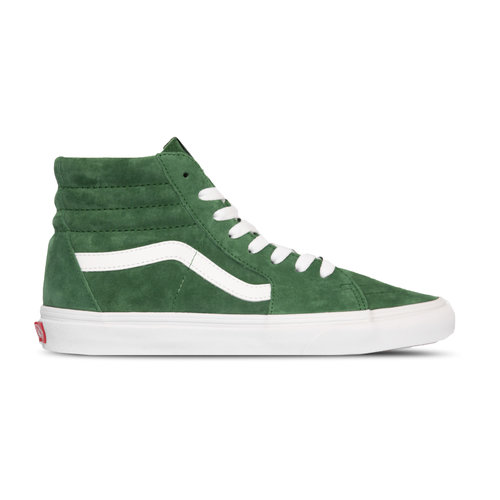 SK8 Hi Pig Suede  Fairway True White VN0A4BV6V761