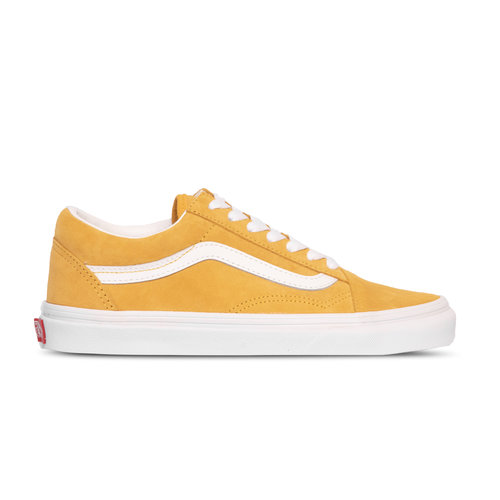 Old Skool Pig Suede Mango True White VN0A4BV5V771