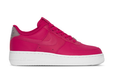 Nike Air Force 1 '07 Essential Wild Cherry Noble Red White AO2132 601