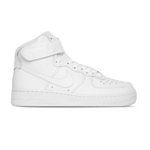 WMNS Air Force 1 High White White White White 334031 105