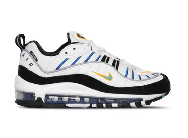 Nike Air MAX 98 Premium White Teal Nebula University Gold Black CI1901 102
