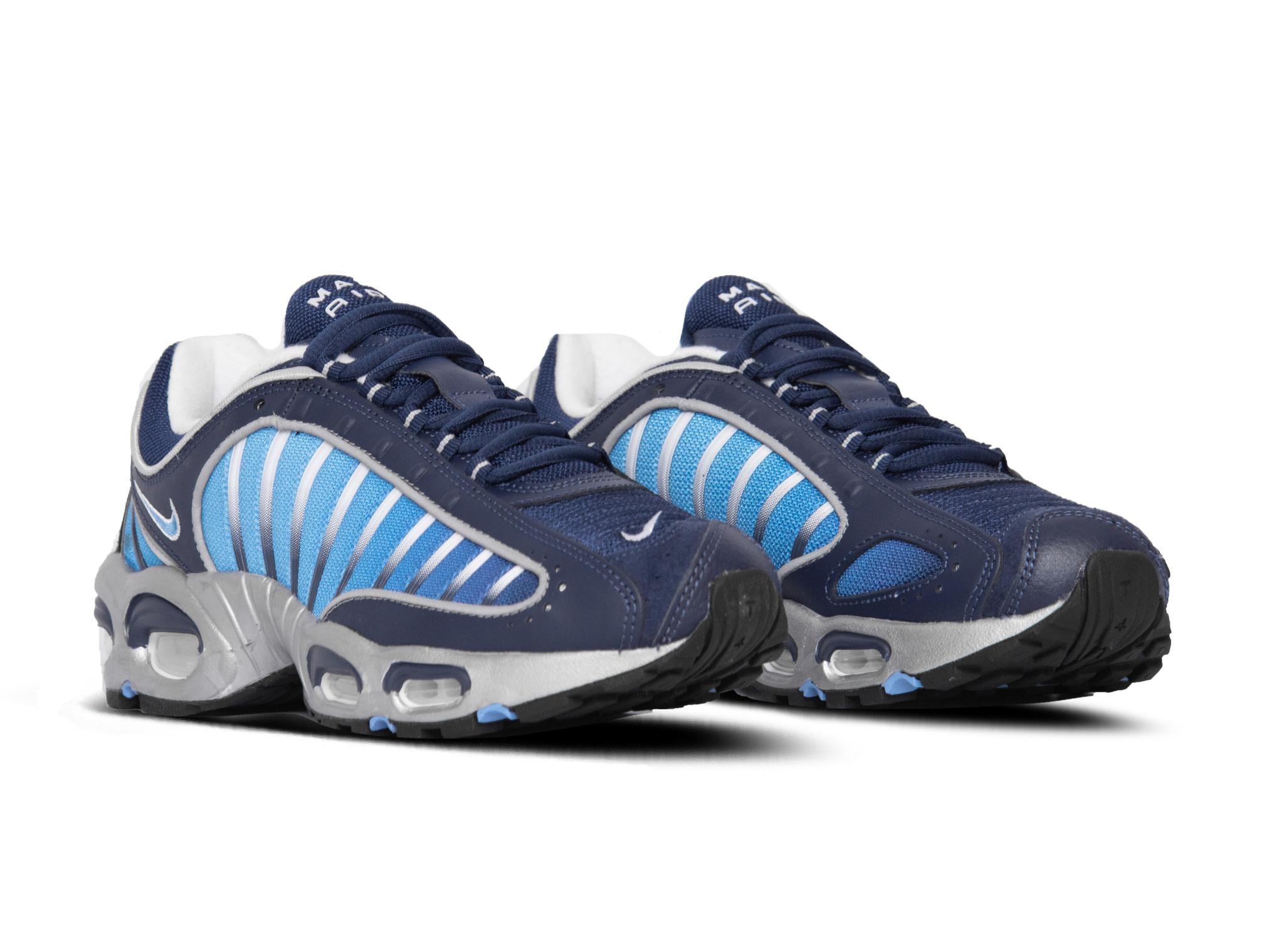 Air max Tailwind IV Blue Void University Blue White Black