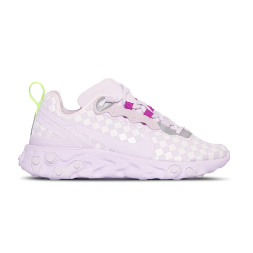 WMNS React Element 55  Barely Grape Barely Grape CN0146 500