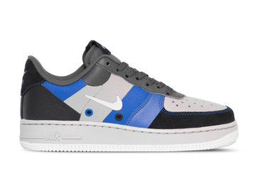 Nike Air Force 1 '07 Premium Atmosphere Grey Vast Grey Game Royal CI0065 001