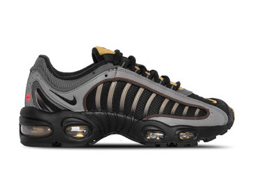 Nike Air Max Tailwind IV Black Black Metallic Pewter Metallic Gold CJ0784 001