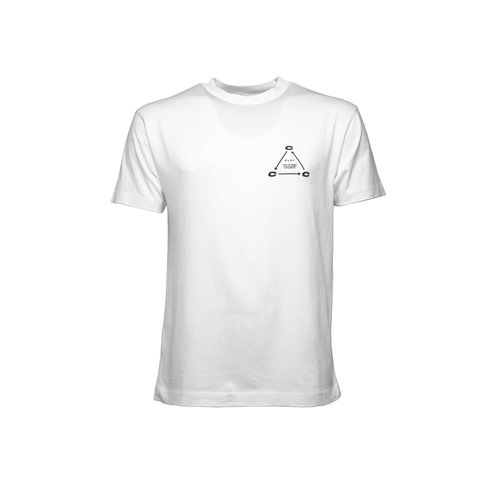 CCC Cycle Tee White 19 0003