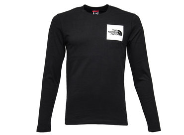 The North Face Fine Tee TNF Black T937FTKY4