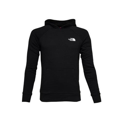 Raglan Red Box HD TNF Black NF0A2ZWUKY41