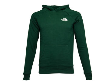 The North Face Raglan Red Box HD Night Green T92ZWUN3P