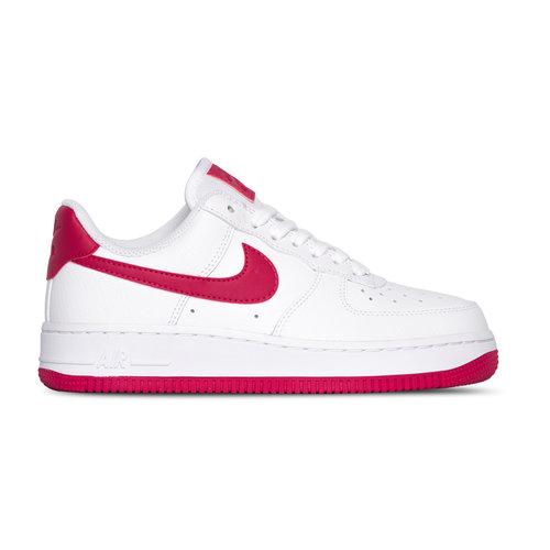 WMNS Air Force 1 '07 White Wild Cherry White Noble Red AH0287 107