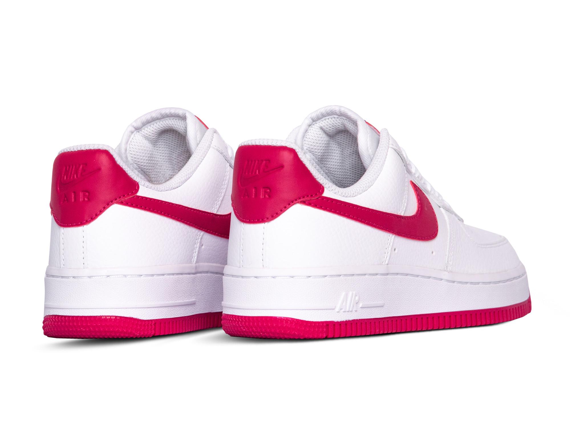 Nike Wmns Air Force 1 Sage Low pink white, 40.5