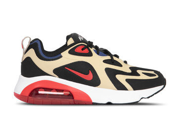 Nike Air Max 200 Team Gold University Red Black White AQ2568 700