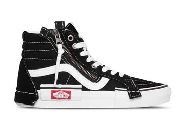 Vans SK8 Hi Reissue CA Black True White VN0A3WM16BT1