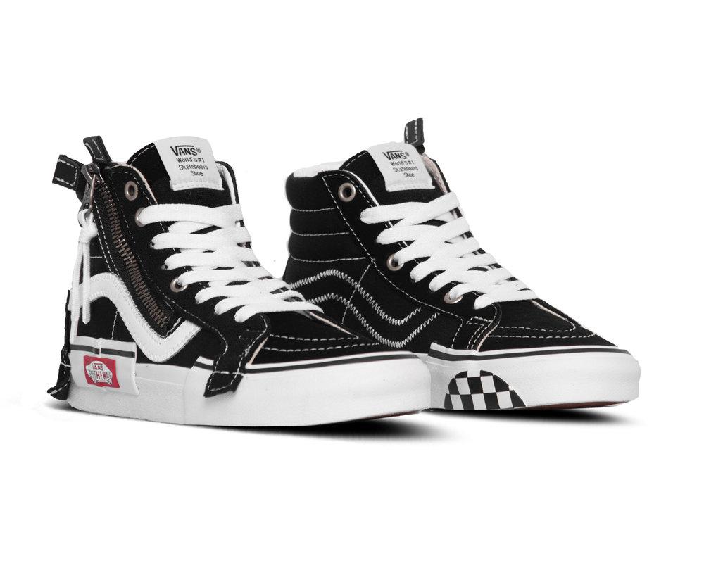 Vans SK8 Hi Reissue CA Black True White VN0A3WM16BT1
