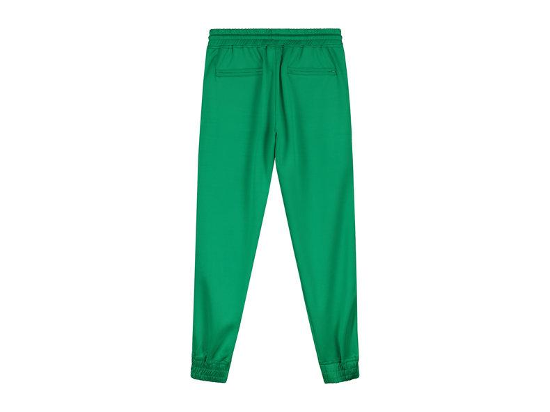 Tape Logo Track Pants Jolly Green 19E1PA02 03