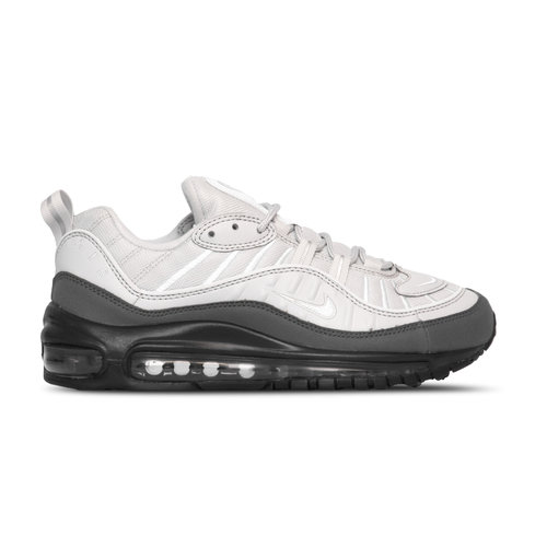 Air Max 98 White White Vast Grey Dark Grey 640744 111