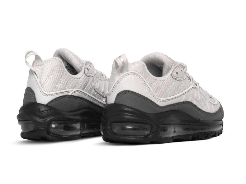 Air Max 98 White White Vast Grey Dark Grey 640744 111