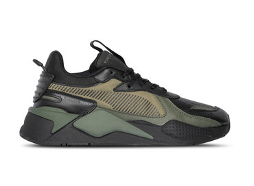 Puma RS X Winterized Black Burnt Olive 370522 03