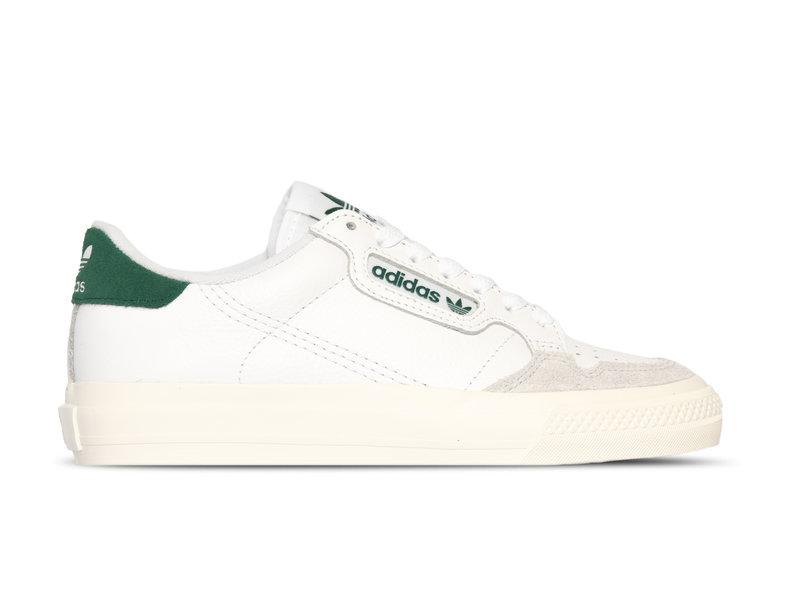 Continental Vulc Cloud White Collegiate Green EF3534