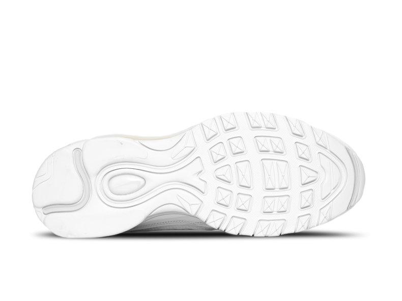 Air Max 98 White Pure Platinum Black Blanc Noir  640744 106