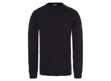 The North Face Fine 2 Tee LS TNF Black NF0A3YHBJK3