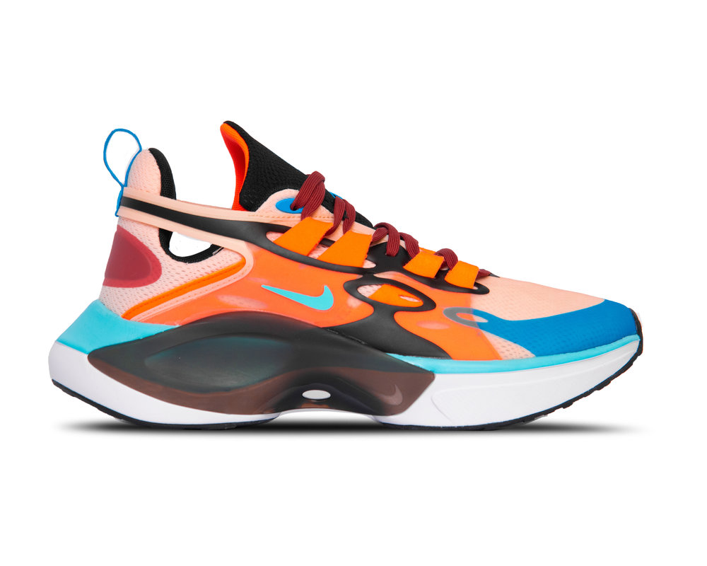 Nike Signal DMSX Guava Ice Light Aqua Hyper Crimson AT5303 800