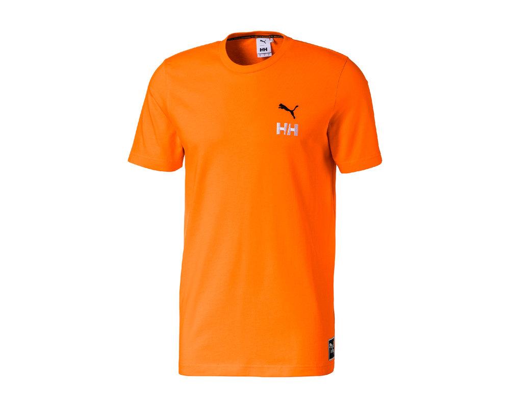 Puma x HH Tee Orange 597085 17