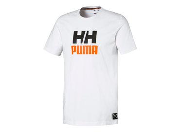 Puma x HH Tee White 597085 02