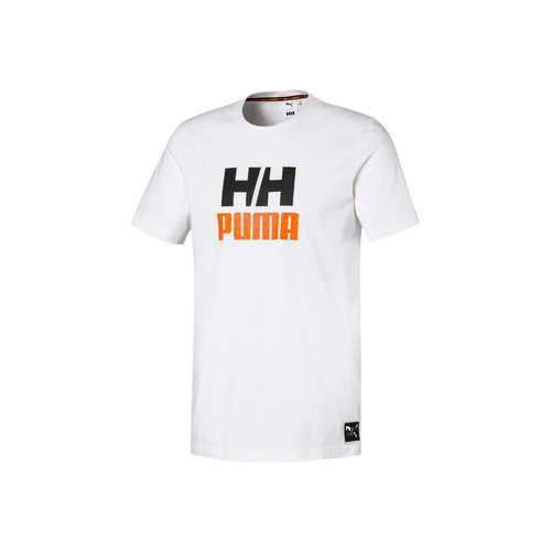 x HH Tee White 597085 02