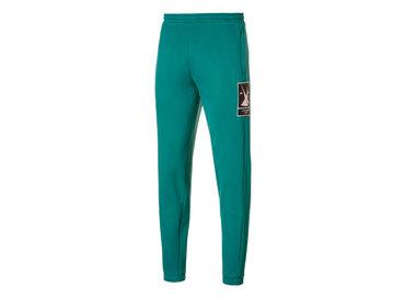 Puma x HH Fleece Pants Teal Green 597084 98