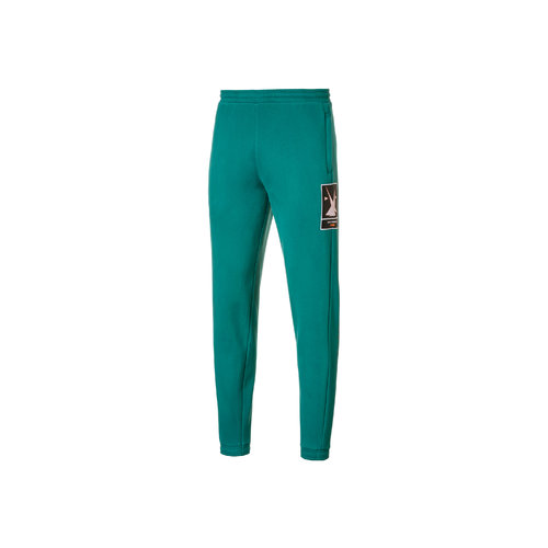 x HH Fleece Pants Teal Green 597084 98
