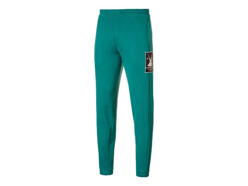 x HH Fleece Pants Teal Green 597084 98